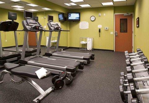 Fairfield Inn & Suites Naples - 24 Hour Fitness Center