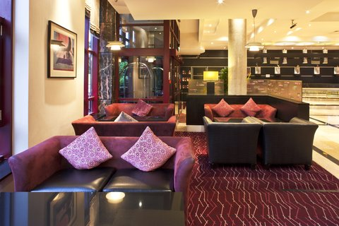 Crowne Plaza DUBLIN - NORTHWOOD - The beautiful and comfortable guest lounge