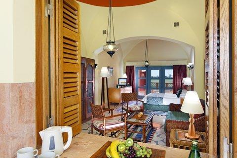 شتيجنبرجر جولف ريزورت الجونة - SHR Golf Resort El Gouna Family Room