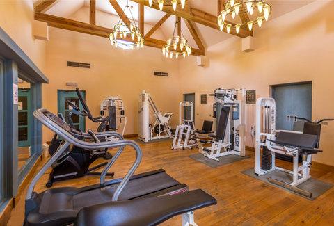 شتيجنبرجر جولف ريزورت الجونة - SHR Golf Resort El Gouna Gym