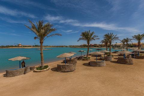 شتيجنبرجر جولف ريزورت الجونة - SHR Golf Resort El Gouna Lagoon Beach