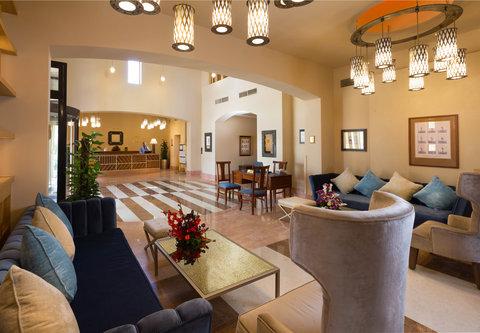 شتيجنبرجر جولف ريزورت الجونة - SHR Golf Resort El Gouna Reception