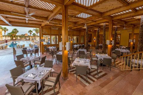 شتيجنبرجر جولف ريزورت الجونة - SHR Golf Resort El Gouna Restaurant Terrace