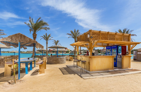 شتيجنبرجر جولف ريزورت الجونة - SHR Golf Resort El Gouna Beach Bar
