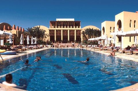 شتيجنبرجر جولف ريزورت الجونة - SHR Golf Resort El Gouna Pool