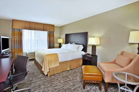 Holiday Inn Hotel & Suites GREEN BAY STADIUM - Guest Room