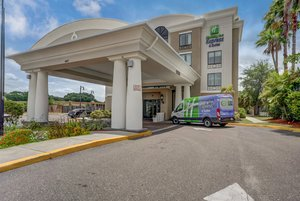 Holiday Inn Express Hotel Suites Busch Gardens Tampa FL See