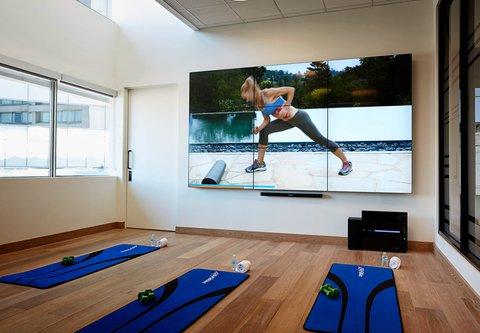 Marriott Charlotte City Center Hotel - Fitness Center - Fitness on Demand Studio