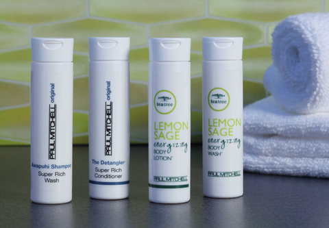 Towneplace Suites By Marriott Baton Rouge Hotel - Paul Mitchell  Amenities