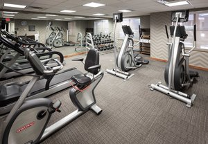 Fitness/ Exercise Room - Residence Inn by Marriott North Phoenix