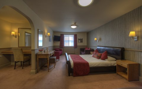 Pride of Lincoln by Good Night Inns - Room Executive Double