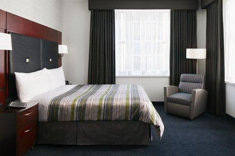 Club Quarters in Boston - Superior Room