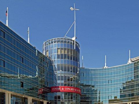 Mercure Cité Mondiale - Exterior