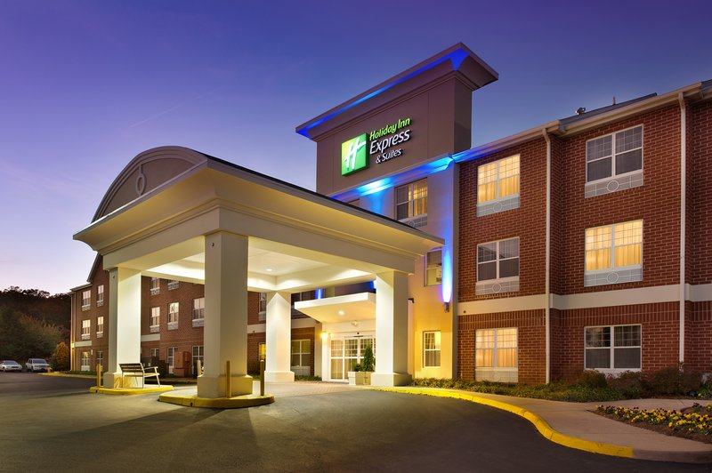 HOLIDAY INN EXP STES MANASSAS