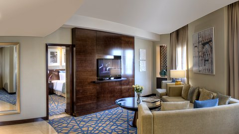فندق كراون بلازا ديرة دبي - Club Floor Room