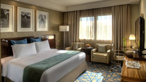 فندق كراون بلازا ديرة دبي - Executive Club Room
