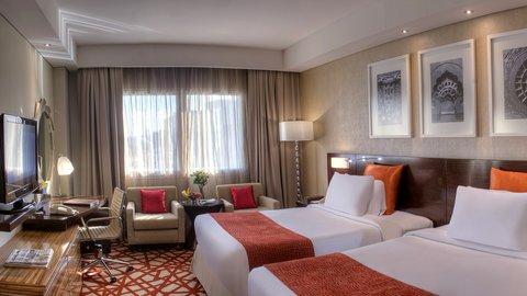 فندق كراون بلازا ديرة دبي - Double Bed Guest Room