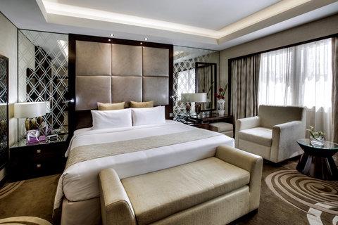 فندق كراون بلازا ديرة دبي - Presidential Suite - King