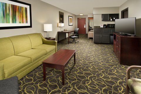 Holiday Inn Express & Suites DFW-GRAPEVINE - 2 Room King Suite