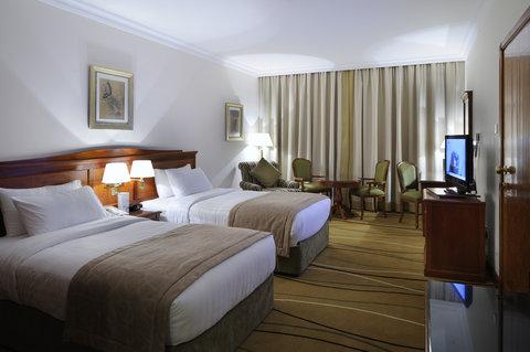 Holiday Inn Downtown Dubai - Spaciuos Twin Beds Room