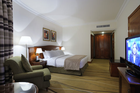 Holiday Inn Downtown Dubai - Our Executive Rooms are set above the buzzing Downtown