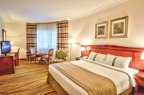 Holiday Inn Downtown Dubai - King Bed Guest Room