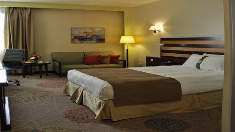 فندق هوليدي ان - Queen Bed Guest Room