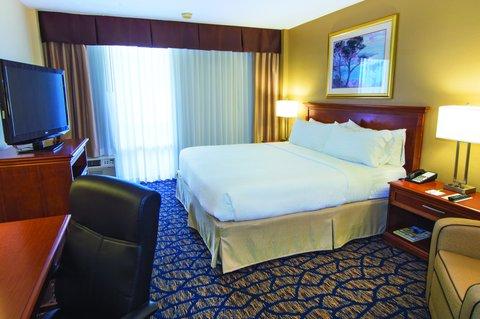 Holiday Inn GAINESVILLE-UNIVERSITY CTR - King Executive Room