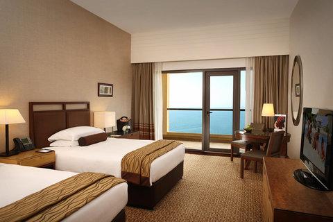 Amwaj Rotana - Amwaj Rotana Premium Sea View Twin Bedroom