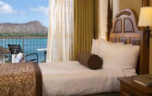 Room - Outrigger Reef Hotel on the Beach Waikiki Honolulu