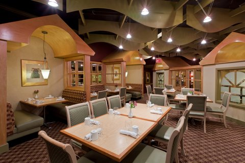 Holiday Inn FREDERICK-CONF CTR AT FSK MALL - Restaurant