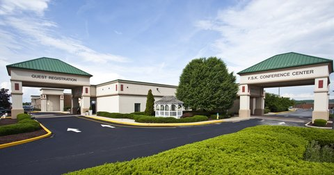 Holiday Inn FREDERICK-CONF CTR AT FSK MALL - Our conference center offers its own entrance