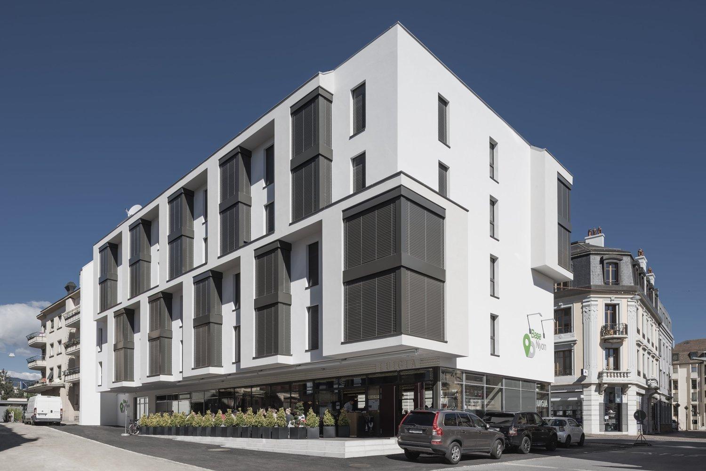 Hotel Base Nyon