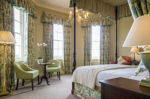 The Talbot Hotel - Fitzwilliam Suite