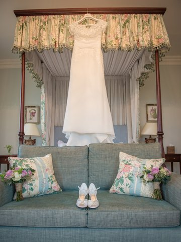 The Talbot Hotel - Bridal Suite