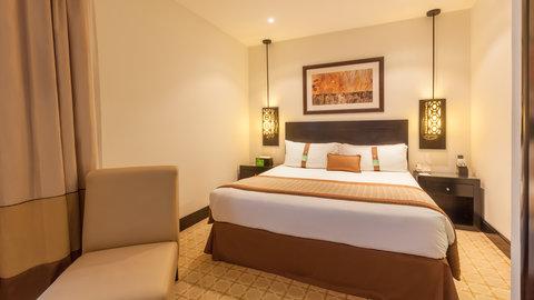 فندق هوليدي ان البرشا - Comfortable Suite