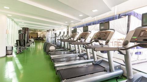 فندق هوليدي ان البرشا - Fitness Center
