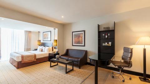 فندق هوليدي ان البرشا - Executive Room