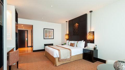 فندق هوليدي ان البرشا - Double Bed Guest Room