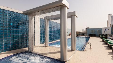 فندق هوليدي ان البرشا - Whirlpool