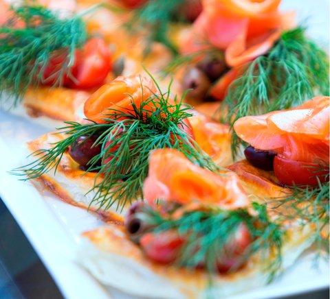 Crowne Plaza AUCKLAND - Catering Menu Item