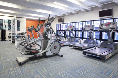 Crowne Plaza AUCKLAND - Fitness Center