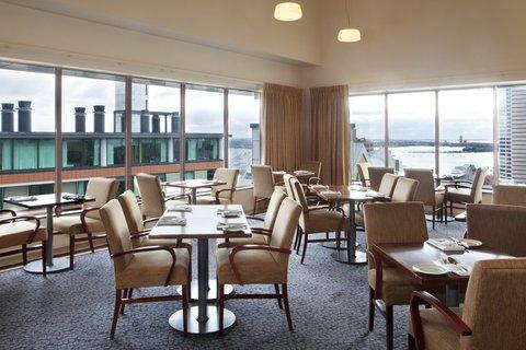 Crowne Plaza AUCKLAND - Club Floor Lounge