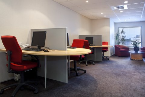 Crowne Plaza AUCKLAND - Business Center