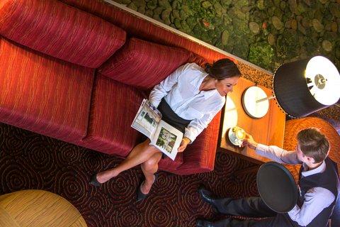 Crowne Plaza AUCKLAND - Lobby Lounge