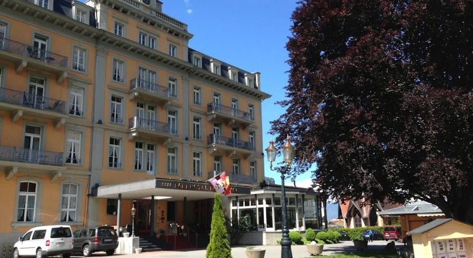 Du Sauvage Park Hotel
