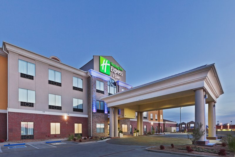 HOLIDAY INN EXP STES BROWNFIEL