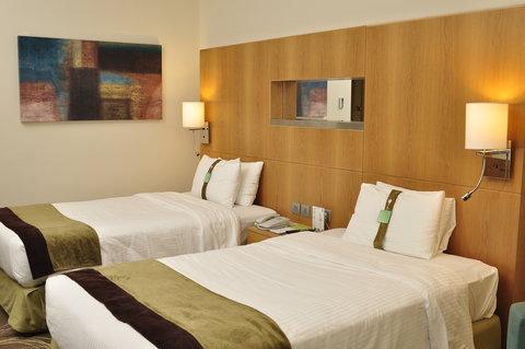 Holiday Inn ABU DHABI - Guest Room