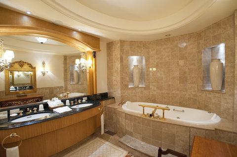 Grand Pacific LE DAIBA - Royal Suite Bathroom