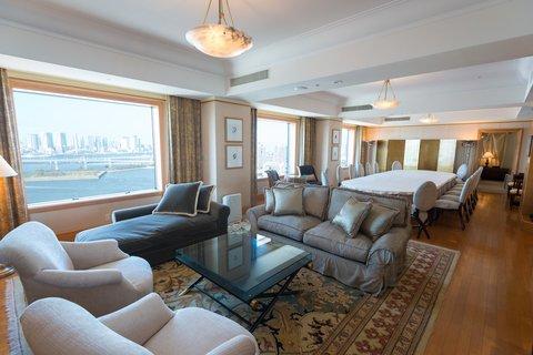 Grand Pacific LE DAIBA - Royal Suite Living